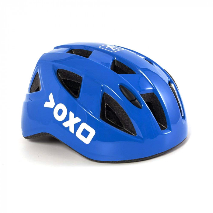 หมวกกันน็อคเด็ก สีน้ำเงิน PLS LOCA ไซต์ M